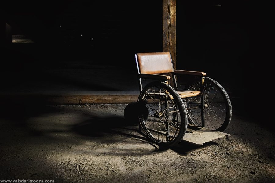 House of Wheelchairs - Attic
