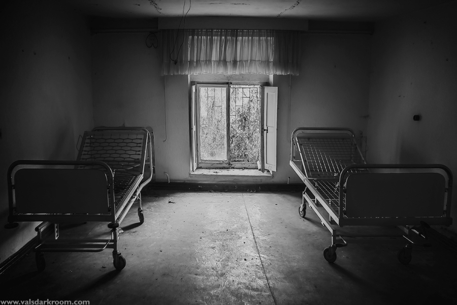 House of Wheelchairs - bedroom