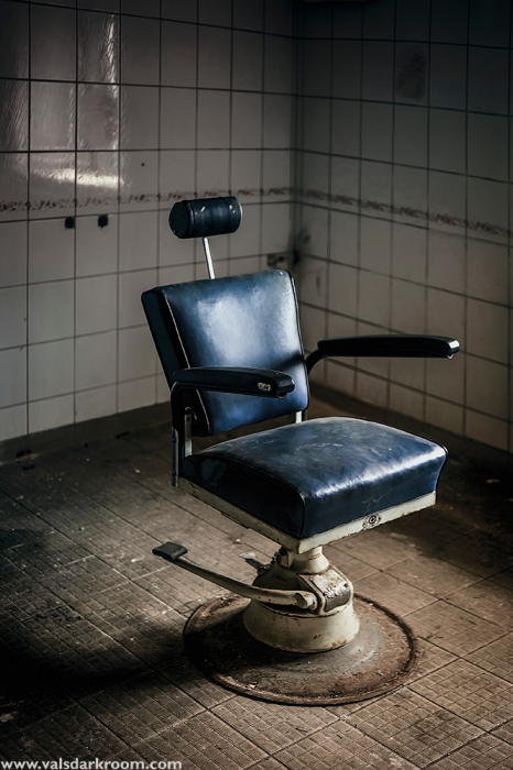 House of Wheelchairs - crazy chair