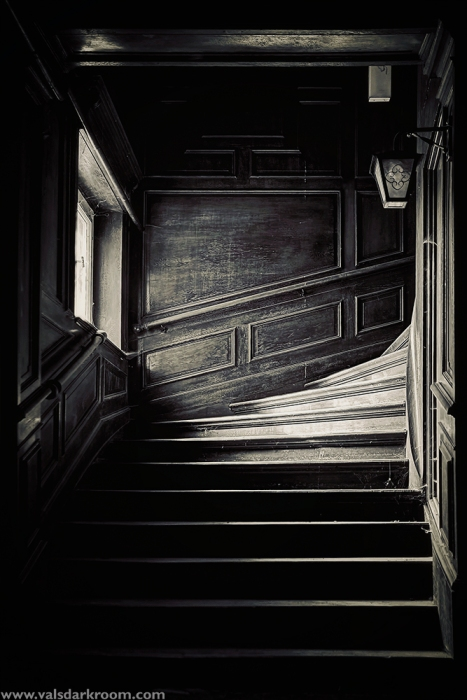 House of Wheelchairs - Staircase