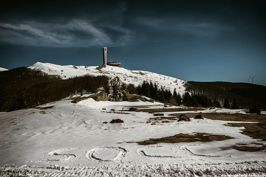 The Monument Buzludzha - wtf is SOCC