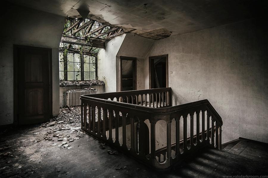 Villa SS - staircase