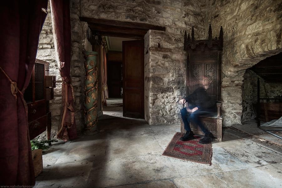 Urbex Chateau Fachos