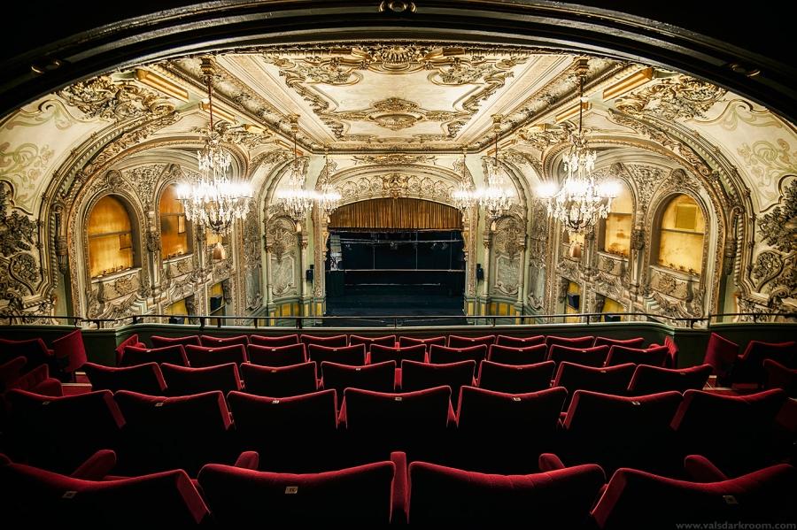 Theatre Baroque