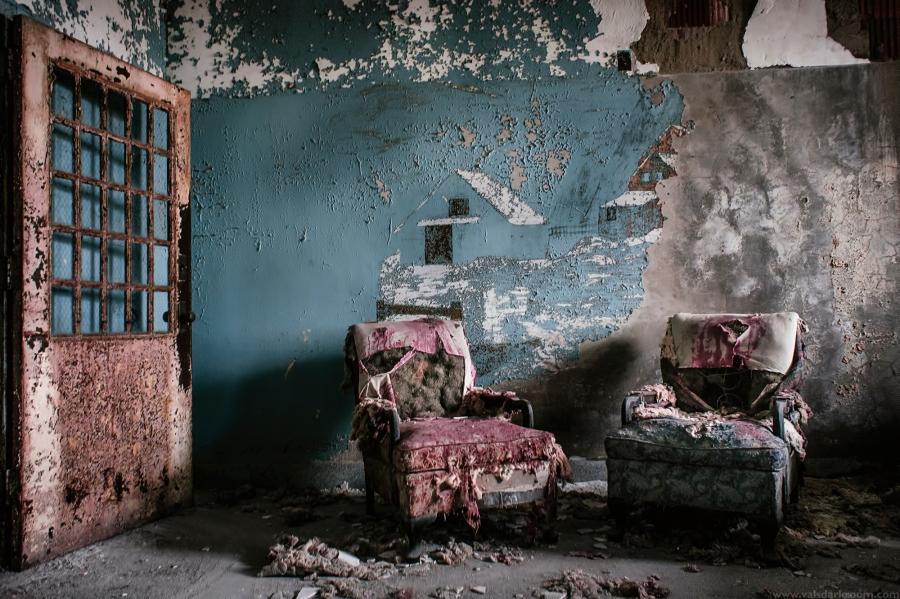 Abandoned Psychiatric Institution